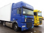 DAF XF952011 года за 3 762 000 тг. на Автоторге