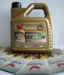RAIDO Extra 5W-30 топливосберегающее...  на Автоторге