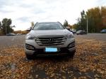 Продажа Hyundai Santa Fe2016 года за 9 000 000 тг. на Автоторге
