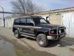Автомобиль Nissan Patrol 1996 года за 2700000 тг. в Байконуре