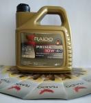 RAIDO Prima 10W-40 -...  на Автоторге