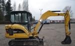 Спецтехника экскаватор Caterpillar 302.5C 2009 года за 7 852 000 тг. в городе Атырау