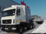 МАЗ МАЗ-6430В9-14202016 года  на Автоторге