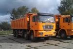 Спецтехника Shaanxi SX3316DT366 (8х4) в Усть-Каменогорск