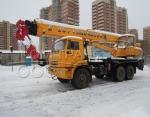 Спецтехника автокран КамАЗ 43118-46 КС 55713-5В 2014 года за 37 924 875 тг. в городе Москва