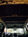 Шумоизоляция салона в процессе...  на Автоторге