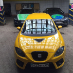 Автомобиль Seat Leon 2007 года за 4900000 тг. в Караганде