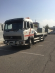 Спецтехника эвакуатор Mercedes 814 1991 года за 6 800 000 тг. в городе Алматы