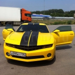 Автомобиль Chevrolet Camaro 2010 года за 7500000 тг. в Орск