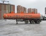 Спецтехника прицепы, полуприцепы НефАЗ 96894 2011 года за 7636500$ в городе Москва