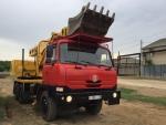 Terex Экскаватор-планировщик UDS-114 на шасси Tatra T8152004 года за 27 300 тг. на Автоторге