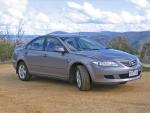 Запчасти на (Mazda) Мазду 6, Атенза объём двигателя 2.0, 2.3. 2003-2007г.в.  на Автоторге