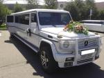 Лимузин Mercedes-Benz Gelandewagen на...  на Автоторге