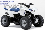 Suzuki Quad Sport 200 LT2014 года за 1 293 750 тг. на Автоторге