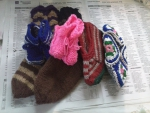 Продам носки, вязанные из натуральной...  на Автоторге