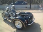 мотоцикл Harley-Davidson VXRS 2004 года в Костанай