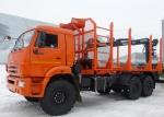 КамАЗ Сортиментовоз на шасси КАМАЗ-43118 с КМУ СФ-652016 года  на Автоторге