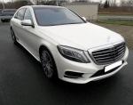 Столичный уровень Mercedes-Benz S-class...  на Автоторге