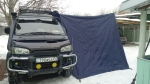 Автомобильные тент маркиза для... в городе Астана