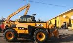 Спецтехника погрузчик JCB Loadall 533-105 2011 года за 16 047 000 тг. в городе Костанай