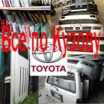 ПО Kузову на Toyota L C Prado,Hilux Surf ,4Runner  на Автоторге