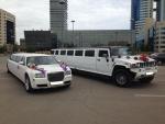 Кортеж из MB G-class... в городе Астана