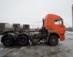 Спецтехника КамАЗ 6460-63 в Москва