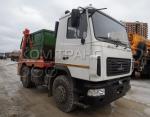 МАЗ 5550B2 МКС-35012015 года за 15 713 625 тг. на Автоторге