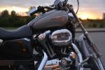мотоцикл Harley-Davidson Sportster XL 1200C Custom 2007 года в Алматы