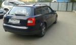 Автомобиль Audi A4 2002 года за 4724 тг. в Астане