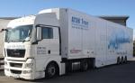 Компания осуществляет перевозку транспортных...  на Автоторге