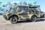 Спецтехника другой СемАЗ БРДМ 1980 года за 10 875 000 тг. в городе Семей