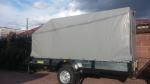 Курганмашзавод КМЗ 8284 51 Для снегохода и грузов2014 года за 768 750 тг. на Автоторге
