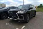 Продажа Lexus LX 5702018 года за 30 000 000 тг. на Автоторге
