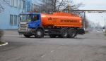Алексеевка ХИММАШ Автотопливозаправщик АТЗ-17 Scania (17 кубов)2014 года  на Автоторге