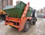 Спецтехника мусоровоз МАЗ 5550B2 МКС-3501 2015 года за 15 713 625 тг. в городе Москва