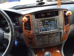 Штатная магнитола Toyota Land...  на Автоторге