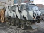 Автомобиль УАЗ 3962 2016 года за 1690000 тг. в Костанае