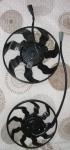 вентиляторы охлаждения приора с кандеционером халла  на Автоторге