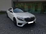 Аренда нового Mercedes-Benz S-class...  на Автоторге