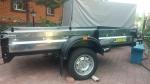 Курганмашзавод КМЗ 8284 41 для квадроцикла и грузов2014 года за 551 250 тг. на Автоторге