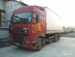 DAF DAF FX 95 + Прицеп Krone2000 года за 13 050 000 тг. на Автоторге