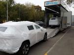 Компания осуществляет перевозку транспортных... в городе Астана