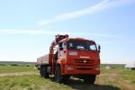 КамАЗ kanglim 1256g ll 431182016 года за 24 061 000 тг. на Автоторге