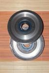 Ролик (шкив) 170 мм...  на Автоторге