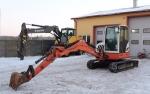 Спецтехника экскаватор Schaeff HR 20 2004 года за 7 442 000 тг. в городе Атырау