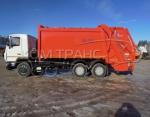 Спецтехника мусоровоз МАЗ 6312B3 КО-427-90 2015 года за 27019875$ в городе Москва