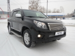 Продажа Toyota Land Cruiser Prado2011 года за 9 228 235 тг. на Автоторге
