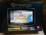 Продам GPS навигатор Prestigio...  на Автоторге