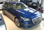 Продажа Hyundai Genesis2016 года за 12 105 200 тг. на Автоторге